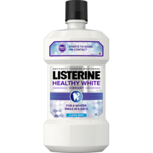 Enjuague bucal de limpieza LISTERINE® Healthy White Vibrant