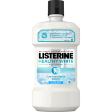 Enjuague bucal LISTERINE® Healthy White Restoring